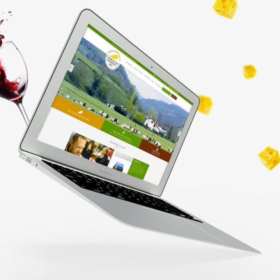 Refonte du site du Concours Général Agricole par l'agence de communication TYPY
